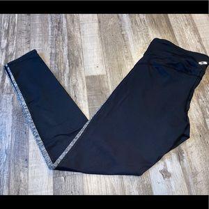C9 by champion black grey leggings tights